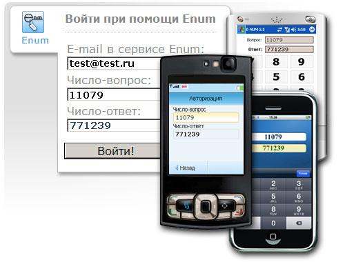 система E-NUM